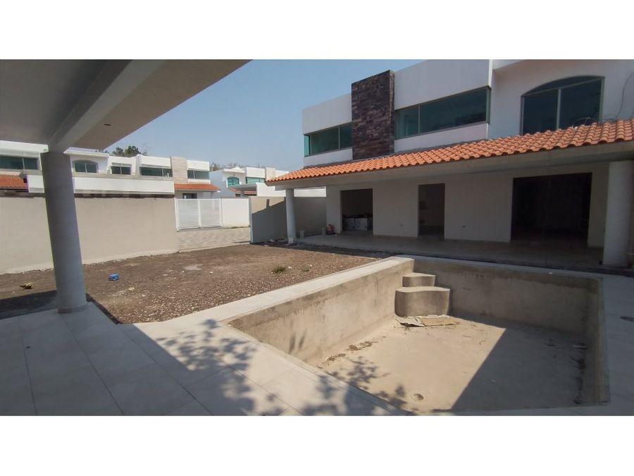 casa en venta en j de jiutepec c6 19 20 y 21