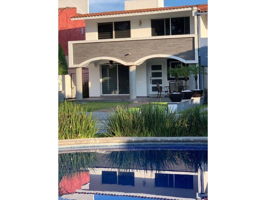 casa en venta al sur de cuernavaca las animas