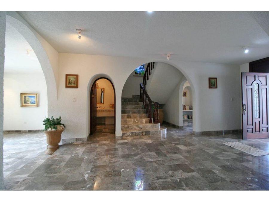 casa en venta en cuernavaca palmira