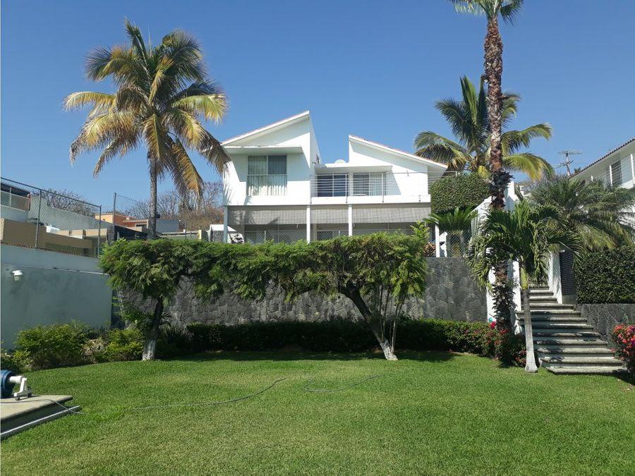 casa en venta al sur de cuernavaca b bugambilias
