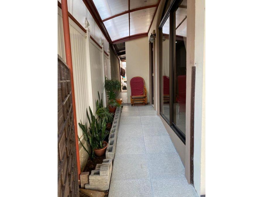 casa en residencial vila del sendero en barva de heredia