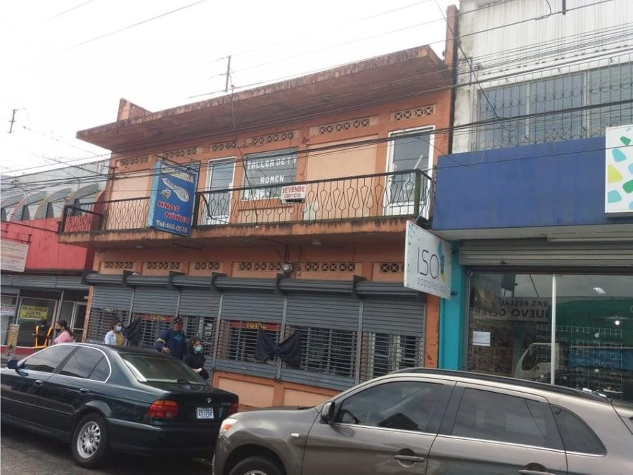 edificio comercial en venta en ciudad quesada
