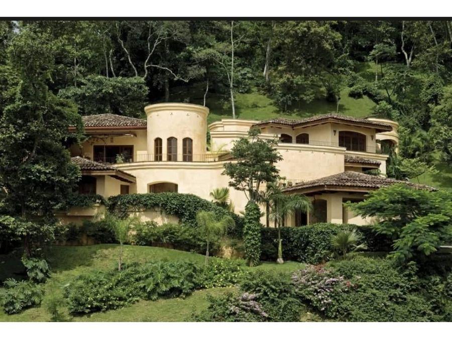 casa de lujo en residencial villa real