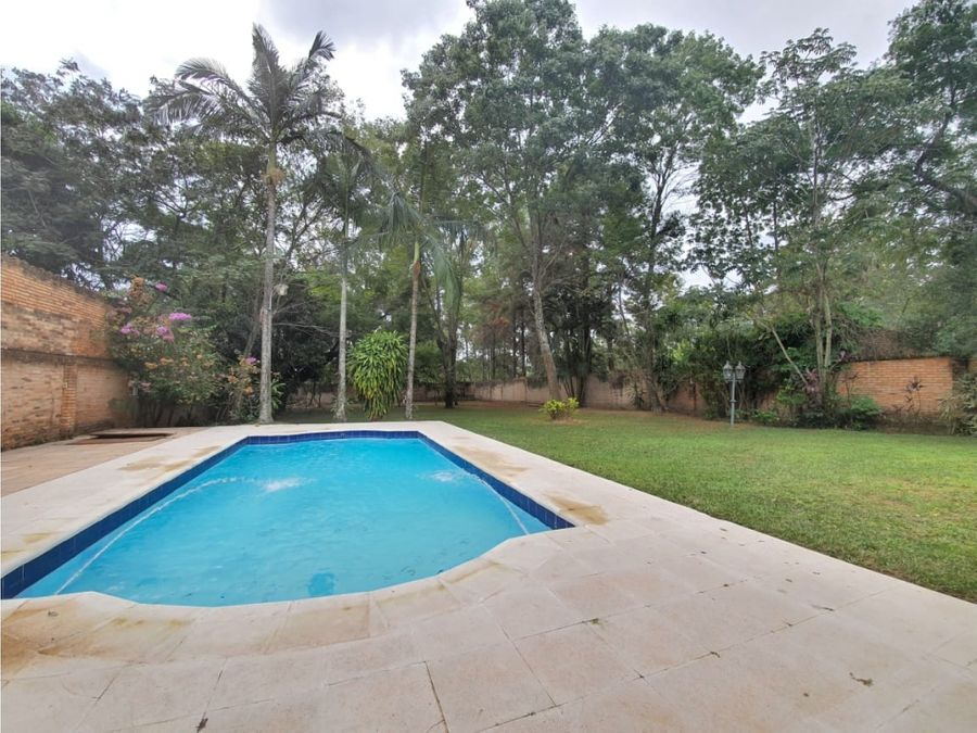 vendo casa en san bernardino zona villa delfina