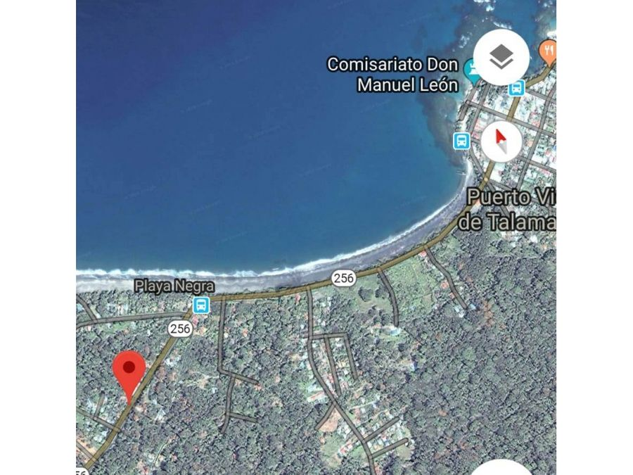 casa cerca de la playa playa negra puerto viejo de limon