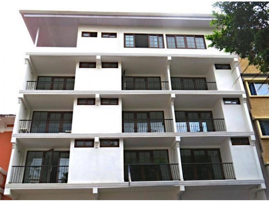 alquiler apartamento casco antiguo amoblado 1 recamara 1190