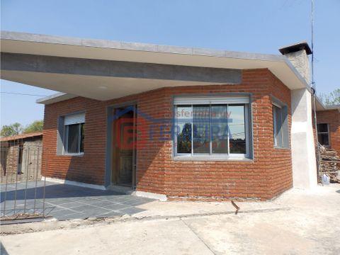 vende casa nueva 2 dormitorios terreno de 515 m2