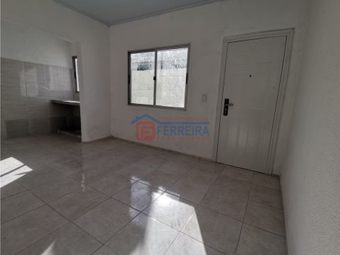 vende apartamento 1 dormitorio y patio inversion