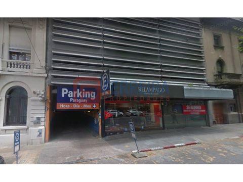 vende 4 cocheras en el parking paraguay