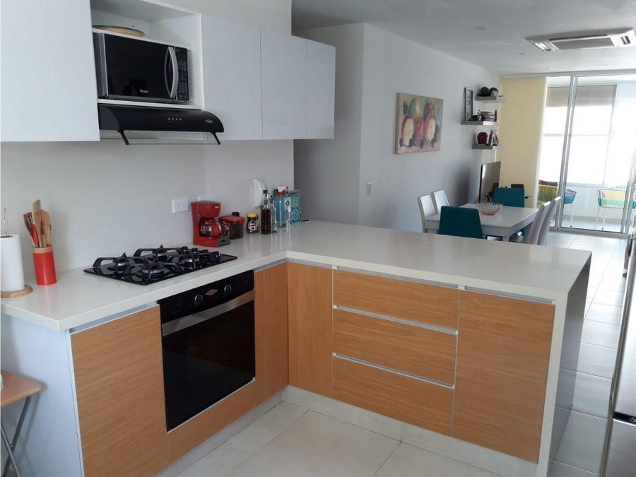 venta apartamento 3 alcobas crespo cartagena colombia