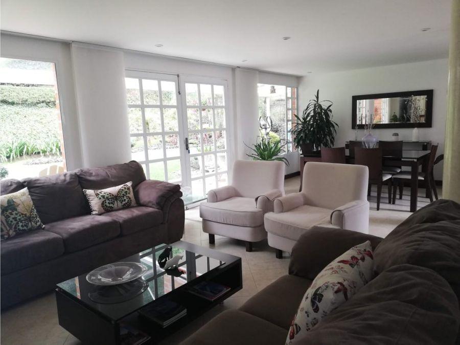 venta de casa envigado alto de palmas