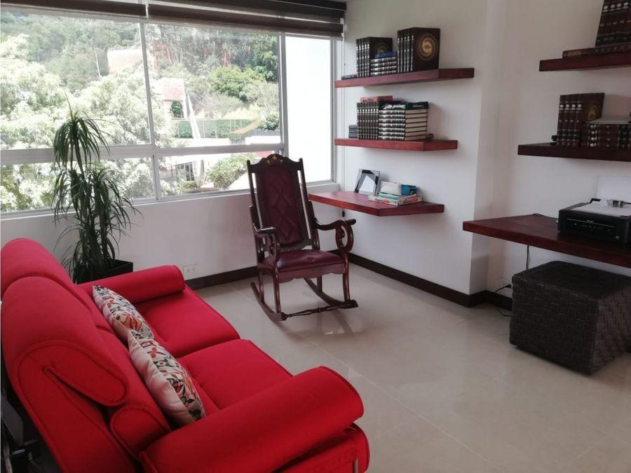 venta de apartamento duplex clinica del rosario poblado