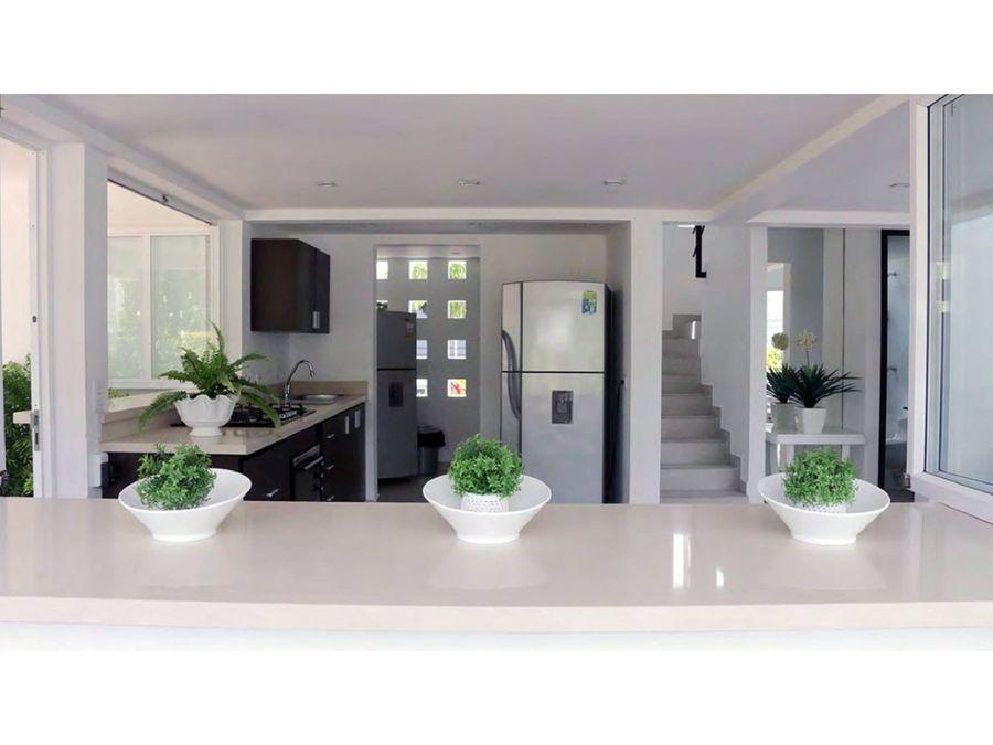 venta de casa en condominio san jeronimo