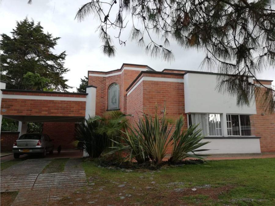 venta de casa palma verde envigado
