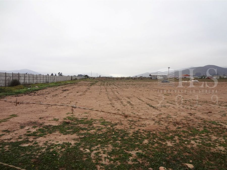 se vende terreno para proyecto inmobiliario