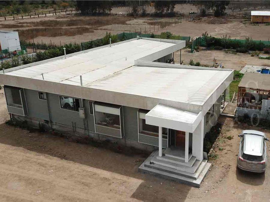 se vende terreno con casa en altovalsol la serena