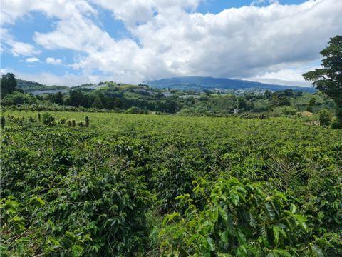 se vende propiedad de 34000m2 en poas de alajuela