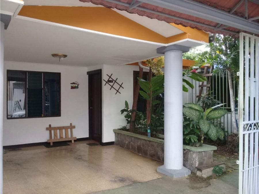 de oportunidad precio de remate casa en pavas cerca de embajada usa