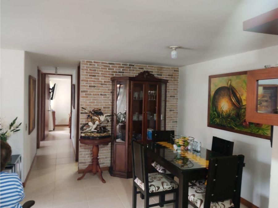 apartamento loma de los bernal medellin