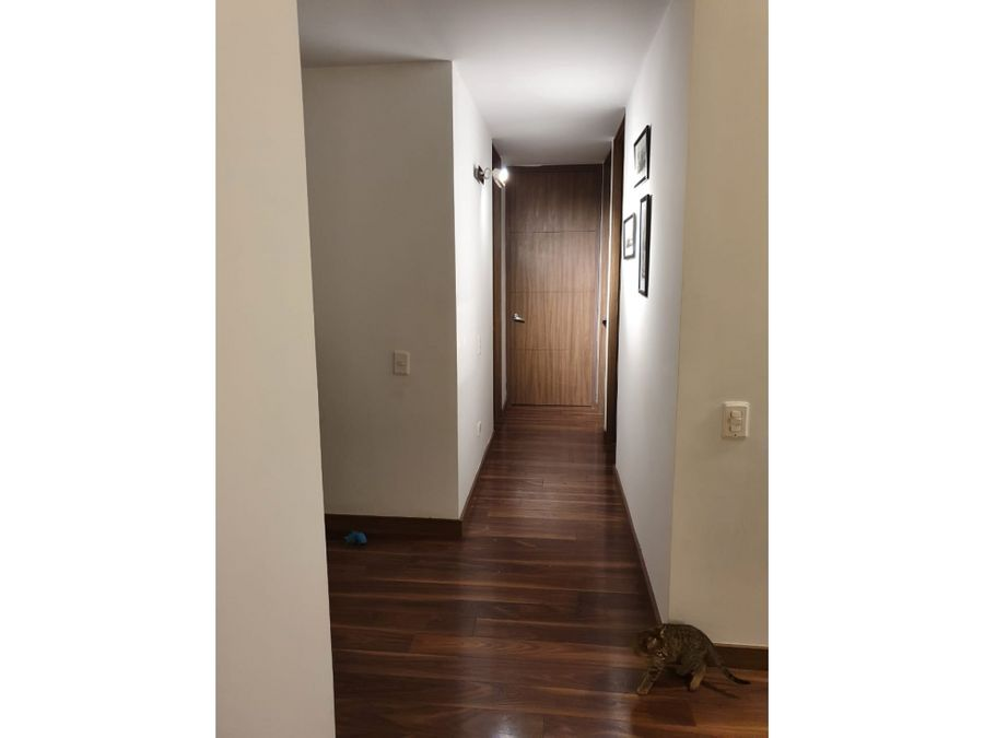 vendo apartamento huertas cajica 74 mt2 pald