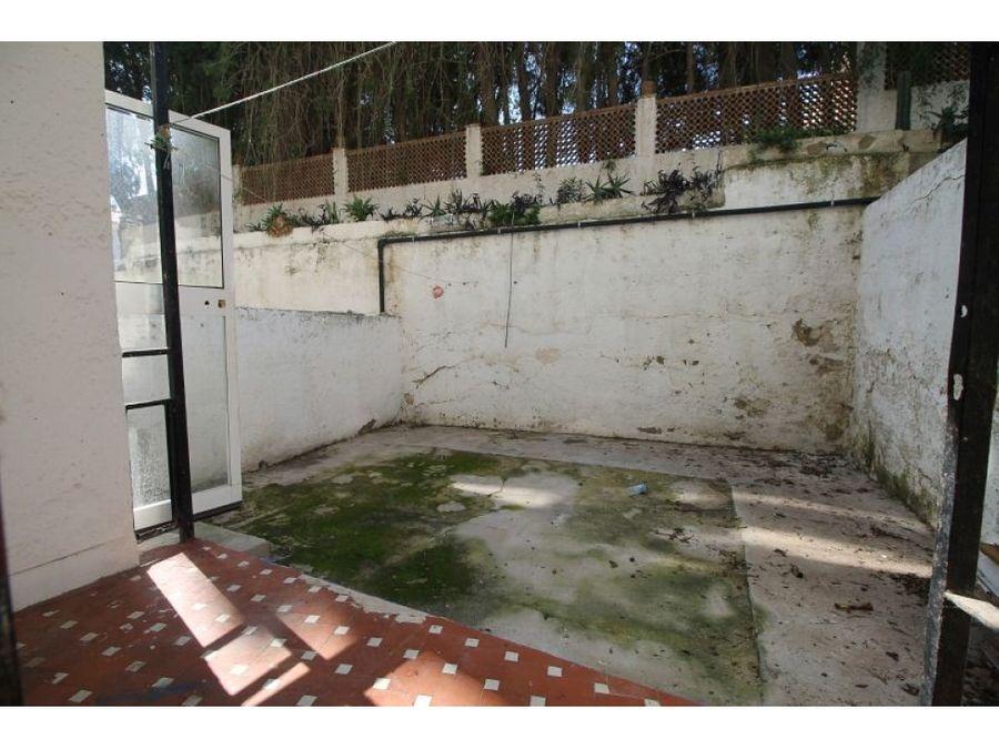 oportunidad arroyo de la miel con terraza y jardin