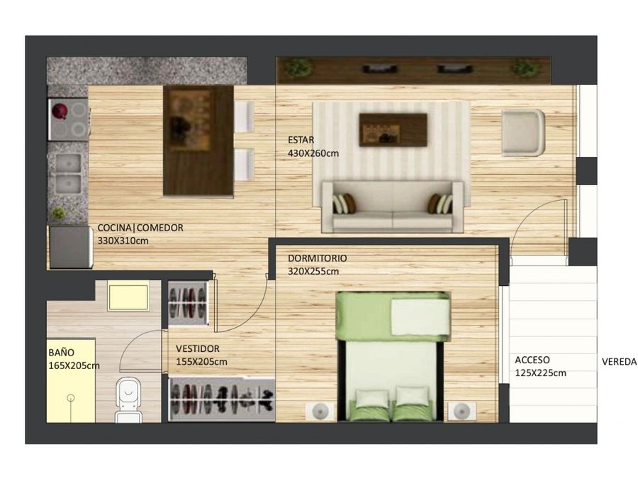 excelente inversion apartamento nuevo en arroyo de la miel