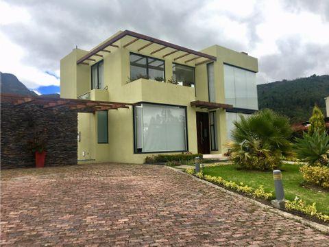 casa en venta en sopo inversion