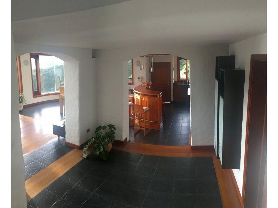 casa en venta aposentos sopo cundinamarca