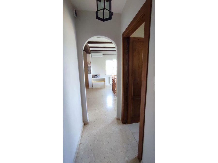 chalet en venta en denia con casa de invitados en zona del montgo