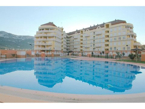 piso con piscina en venta en denia en zona vessanes
