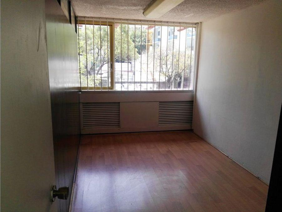 excelente oficina de 150 m2 cuenta con 9 privados y recepcion