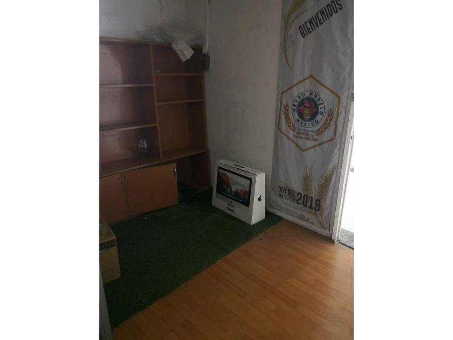 excelente oficina de 77 m2 recepcion y area abierta roma norte