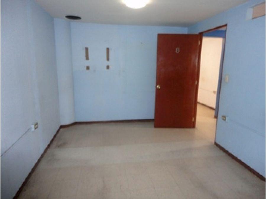 oficina de 80 m2 con 3 privados y recepcion roma norte