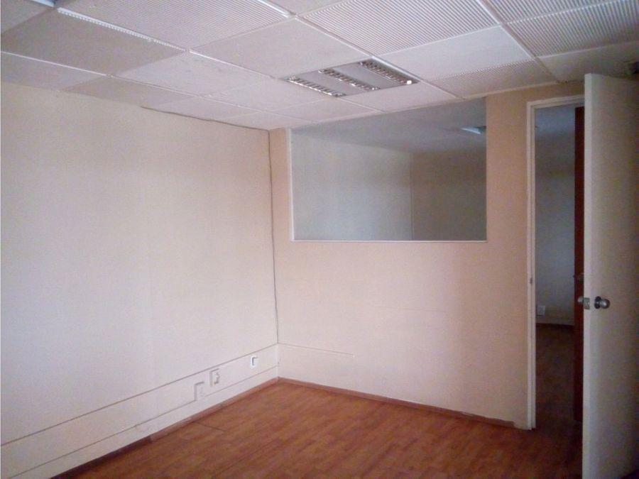 oficina de 125 m2 4 priv recepcion piso laminado col hipodromo