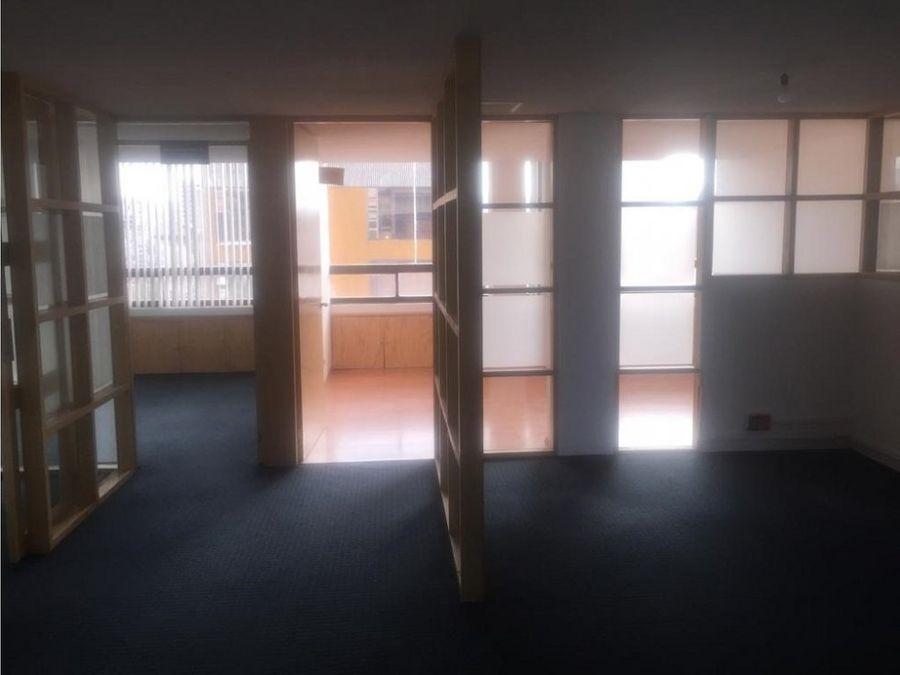 excelente oficinas de 152 m2 con varios privados en la roma norte