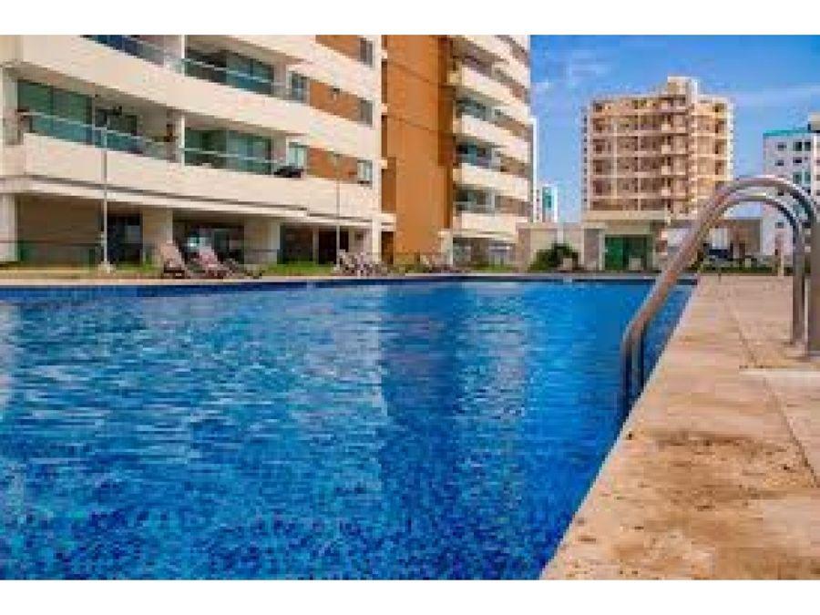 apartamento en venta en laguna del cabrero cartagena colombia