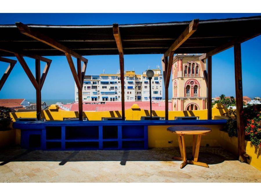 alquiler apartamento centro historico cartagena de indias colombia