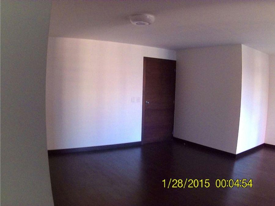 alquiler de bonito apartamento en edificio atica ii zona 14