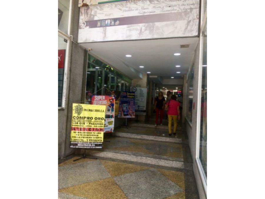 en venta excelente edificio comercial en sabana grande