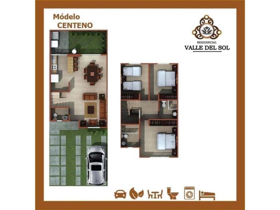 venta de casa nueva en fraccionamiento valle del sol zamora michoacan
