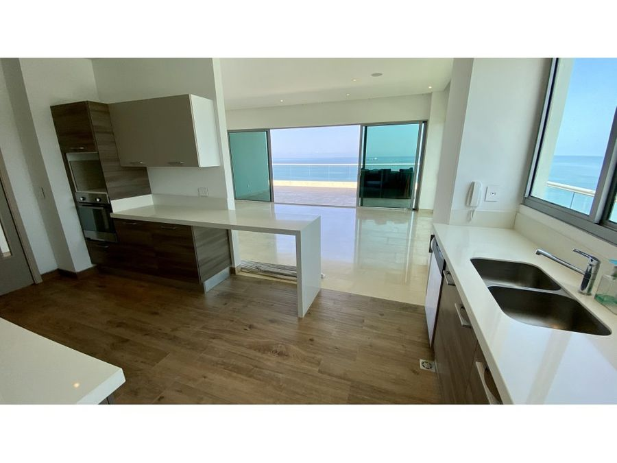 venta apartamento pent house playa bello horizonte santa marta