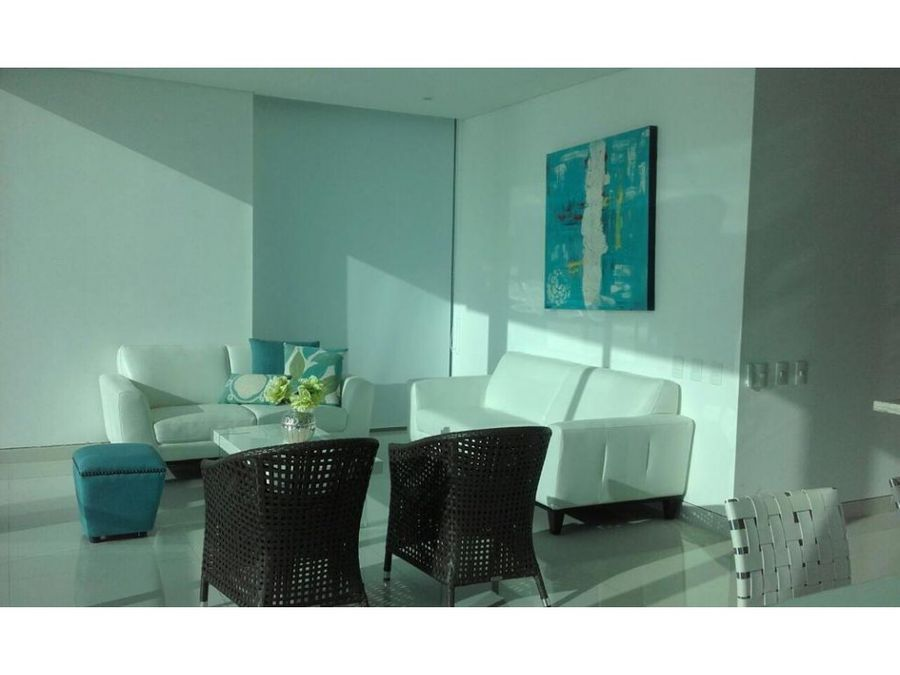 venta apartamento amoblado rodadero sur