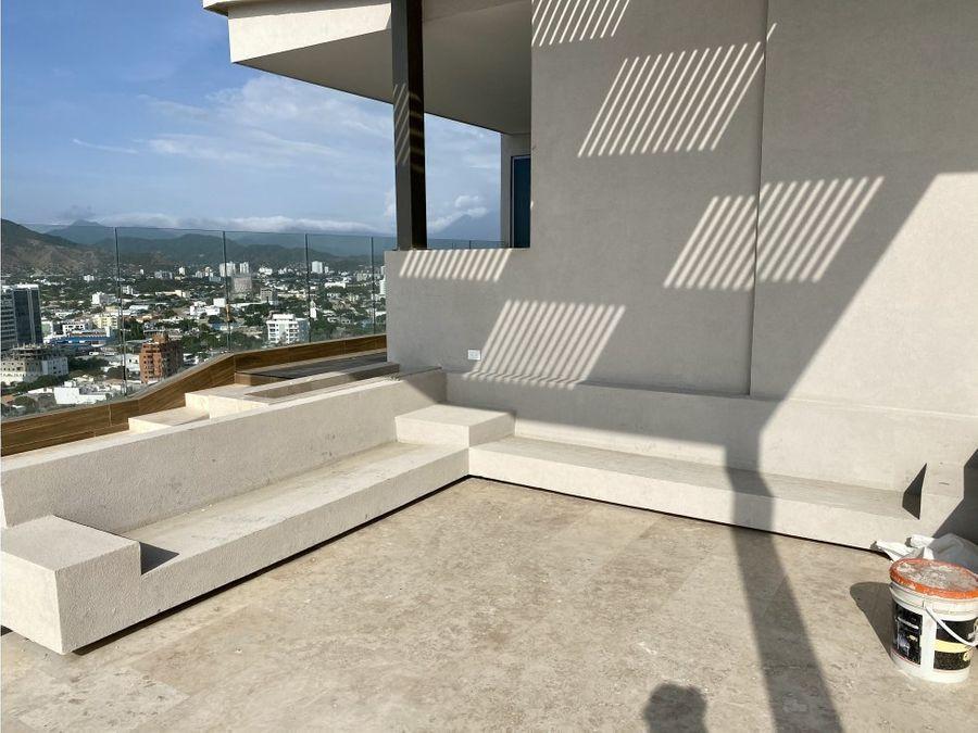 venta apartamento bellavista los cocos santa marta