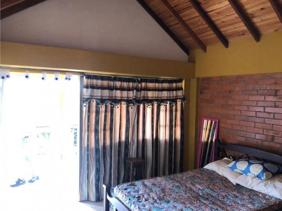 casa campestre para la venta via calarca