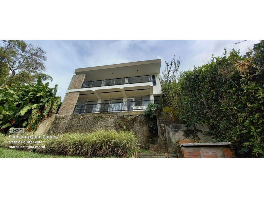 venta casa campestre sur armenia quindio cod 3783727