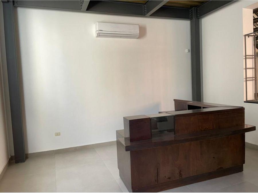 oficinas y showroom en el centro