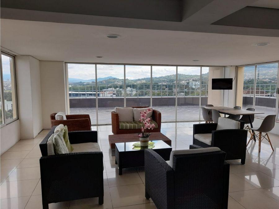 hermoso apartamento con excelente ubicacion