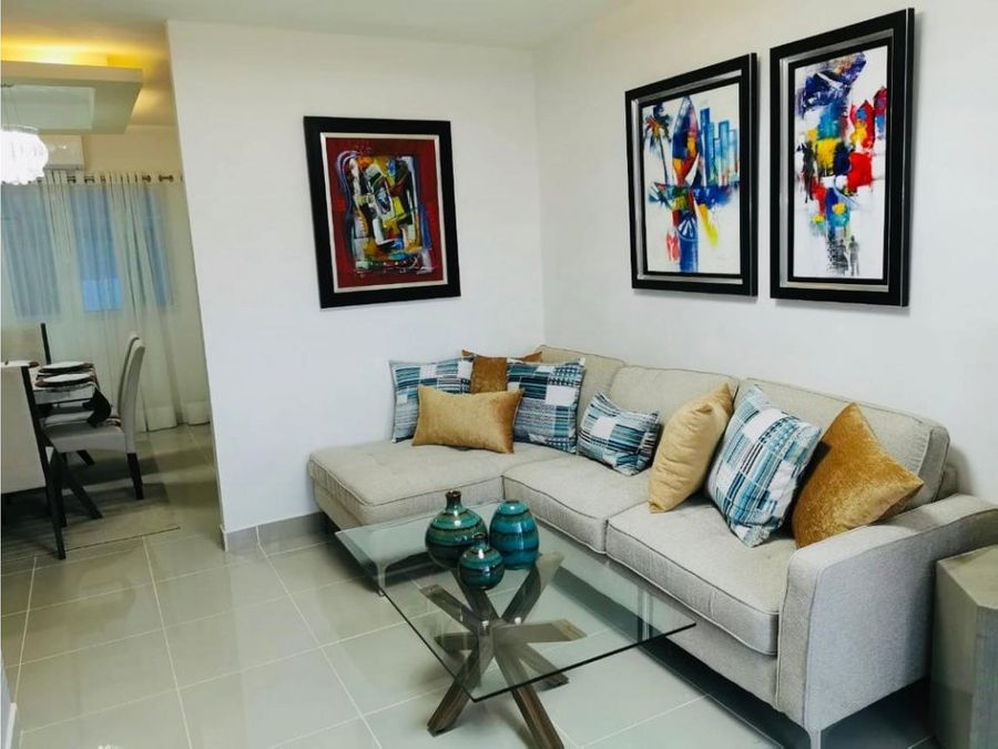 caribemar 15 apartamentos en santo domingo este