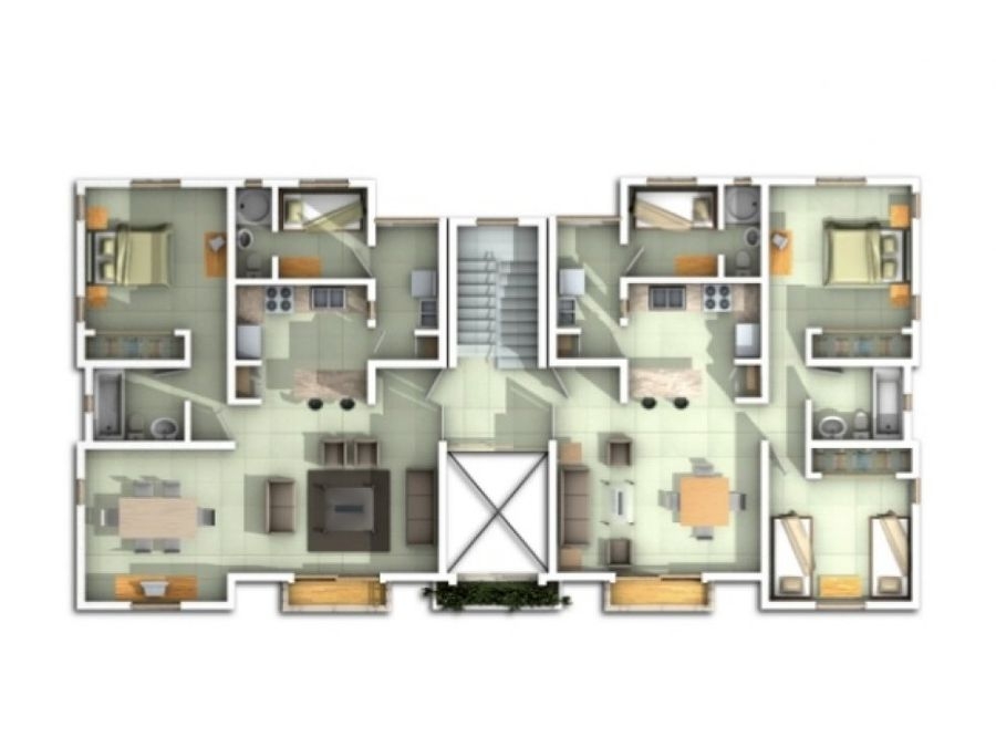 arenas garden apartamentos en punta cana