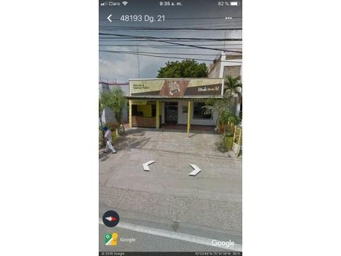 vendo casa comercial barrio bosque av ppal